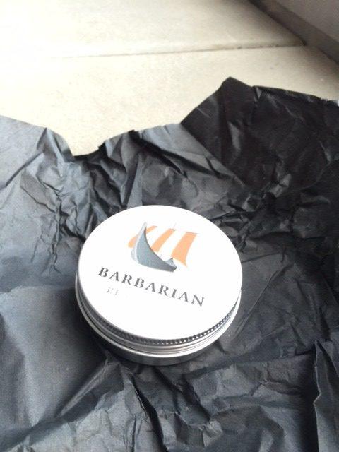 Der Barbarian Beard Balm von Mr. Burtons im Produkttest auf mein-vollbart.de