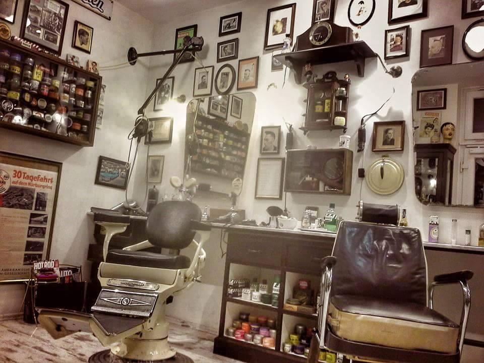 the barbershop by cutcorner in d sseldorf mein. Black Bedroom Furniture Sets. Home Design Ideas