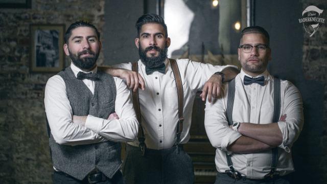 Deine Baderknechte, der Barbier in Aachen im Interviw auf mein-vollbart.de