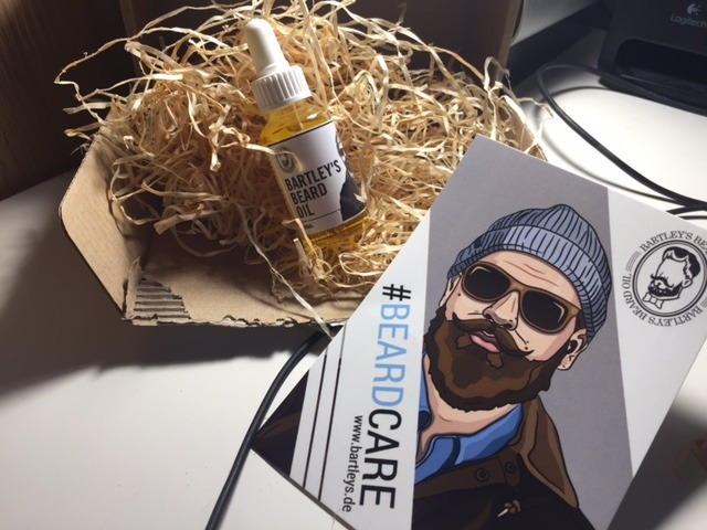 Bartley´s Beard Oil auf mein-vollbart.de