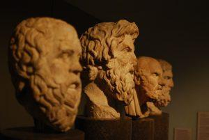 Alte Griechen trugen Bart auf mein-vollbart.de