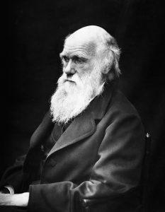Charles Darwin mit Vollbart auf mein-vollbart.de