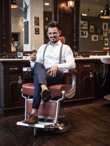 Interview mit Seaver Rada von Hagi´s Barber Shop in Düsseldorf