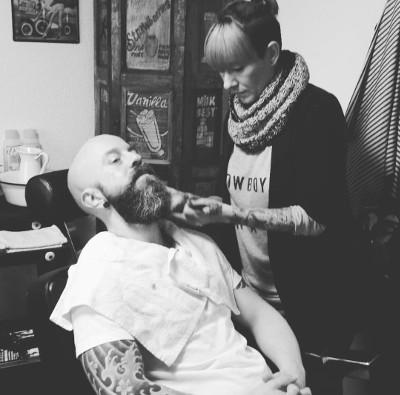 Das Interview mit Jessyca Hartsoe von Jessy´s Barbergirls auf mein-vollbart.de