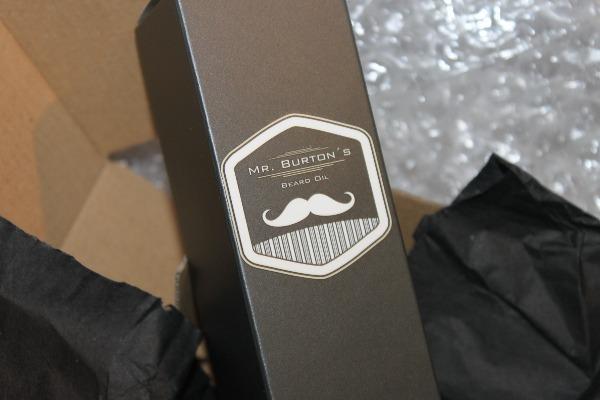 Produkttest des Mr. Burton classic Bartöl auf mein-vollbart.de