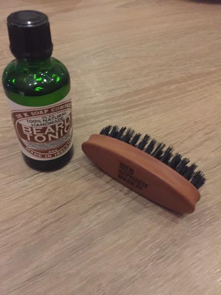 Dr. K Soap Company Beard Tonic im Test auf mein-vollbart.de