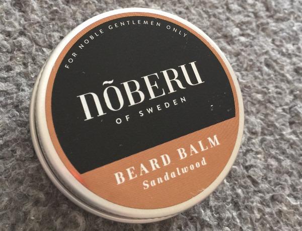Der Beard Balm Sandalwood von Noberu of Sweden im Vergleich zum Brooklyn Soap Company Beard Balm von beardandshave.de auf mein-vollbart.de