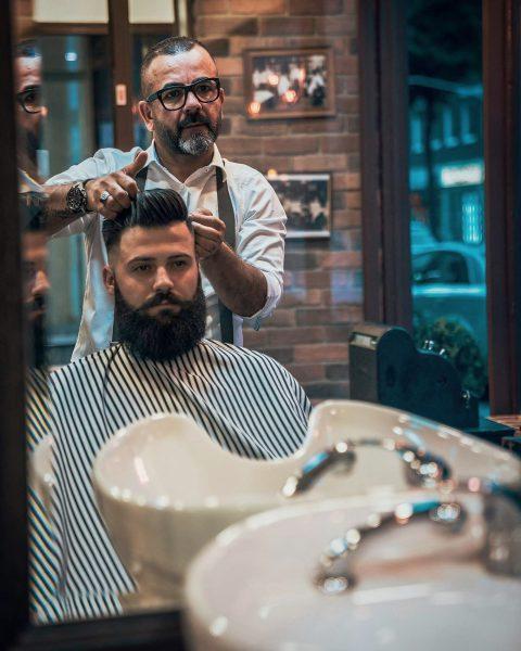Interview mit Ali von Samans Barbier in Düsseldorf auf mein-vollbart.de